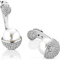 boucles d'oreille femme bijoux Giannotti Light Pearl GIANNOTTIPA104