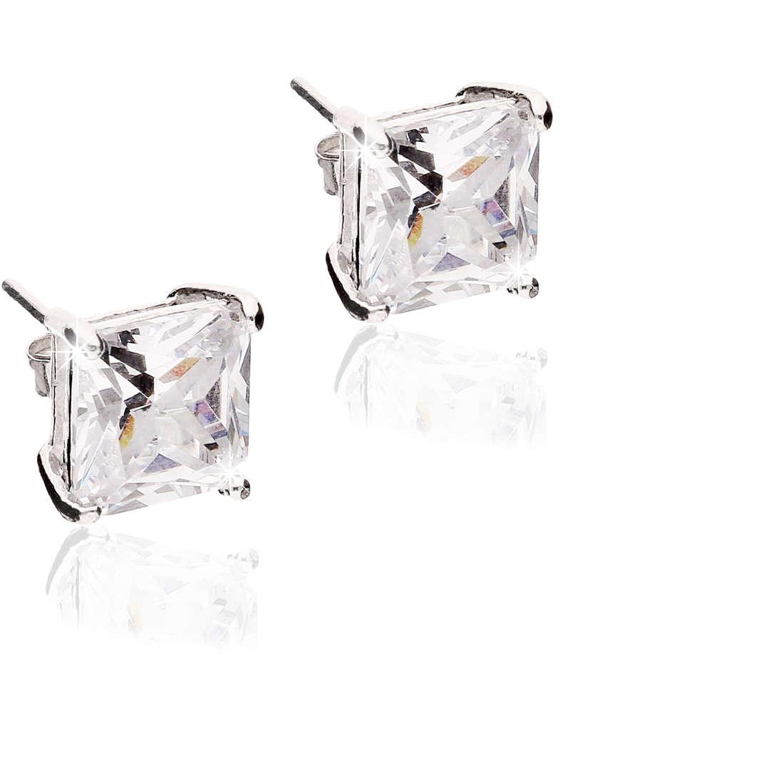 boucles d'oreille femme bijoux GioiaPura 19211-01-00
