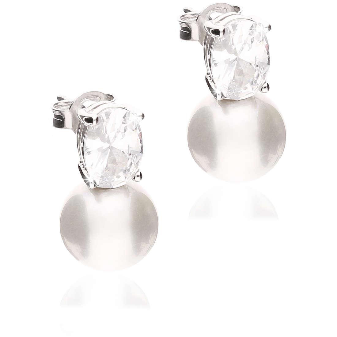 boucles d'oreille femme bijoux GioiaPura 33857-01-00