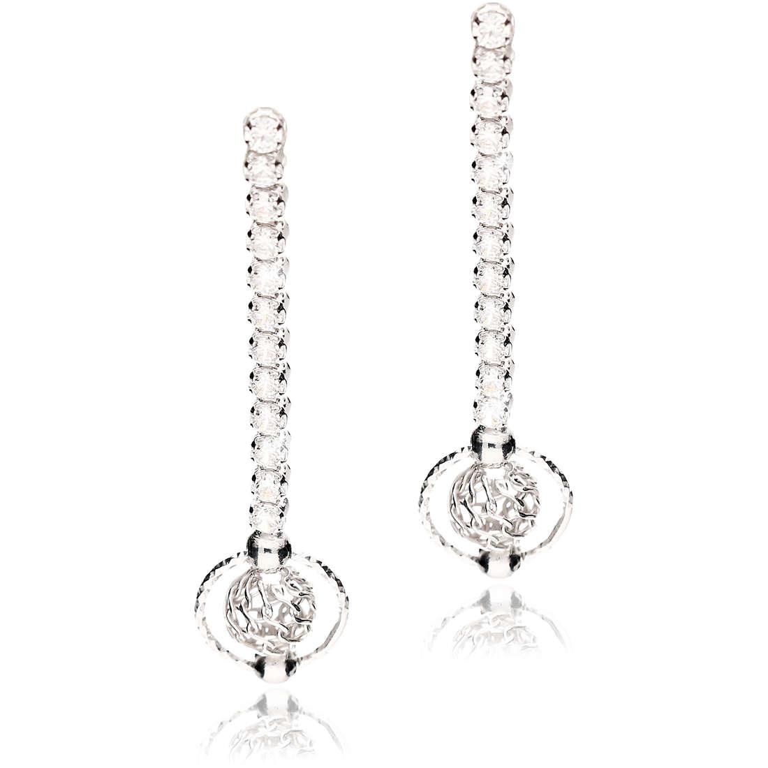 boucles d'oreille femme bijoux GioiaPura GPSRSOR1209