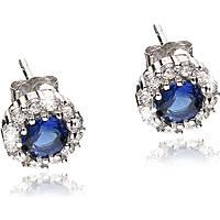 boucles d'oreille femme bijoux GioiaPura GPSRSOR1239-BL