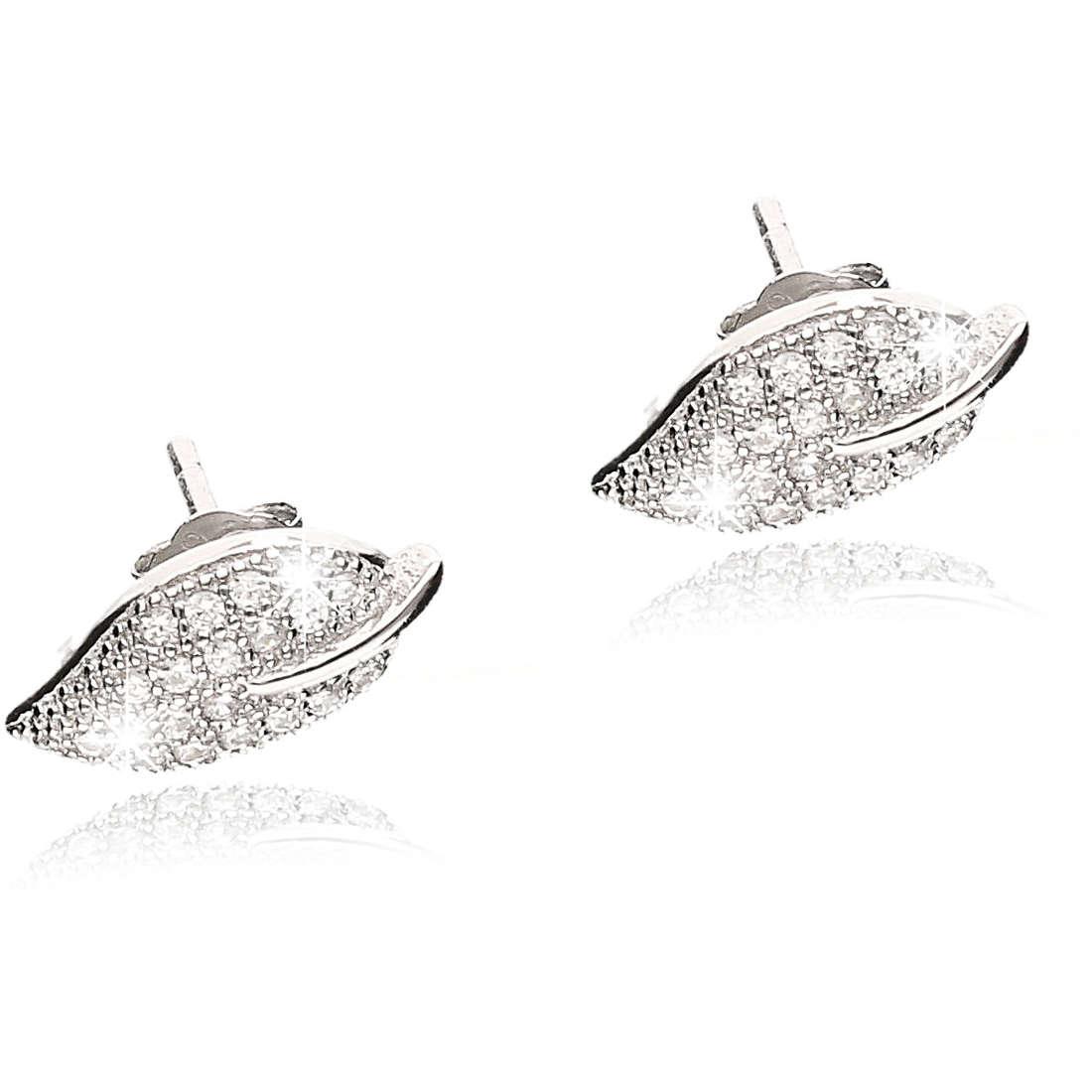 boucles d'oreille femme bijoux GioiaPura GPSRSOR1269-R