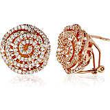 boucles d'oreille femme bijoux GioiaPura GPSRSOR2797-E