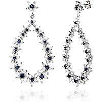 boucles d'oreille femme bijoux GioiaPura GPSRSOR2801-BL