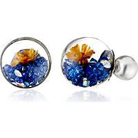 boucles d'oreille femme bijoux GioiaPura GPSRSOR2815-BL