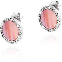 boucles d'oreille femme bijoux GioiaPura GPSRSOR3031-RS