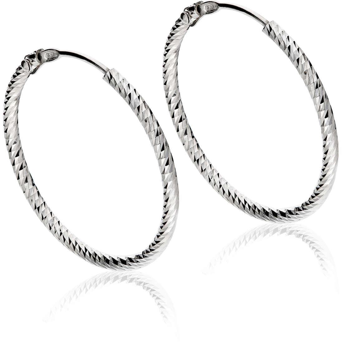 boucles d'oreille femme bijoux GioiaPura WOC00132ES