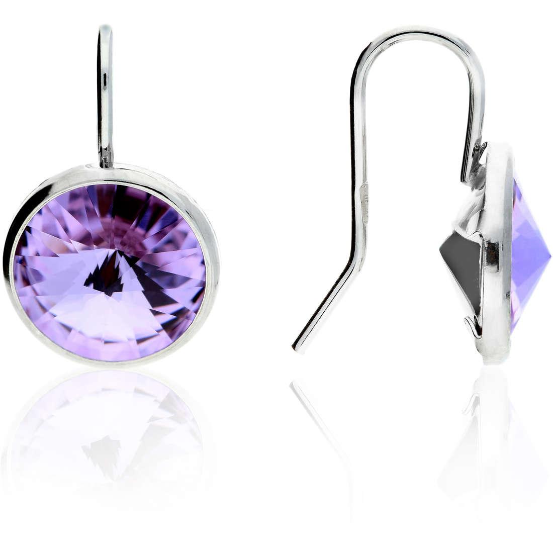 boucles d'oreille femme bijoux GioiaPura WOM01214LLL
