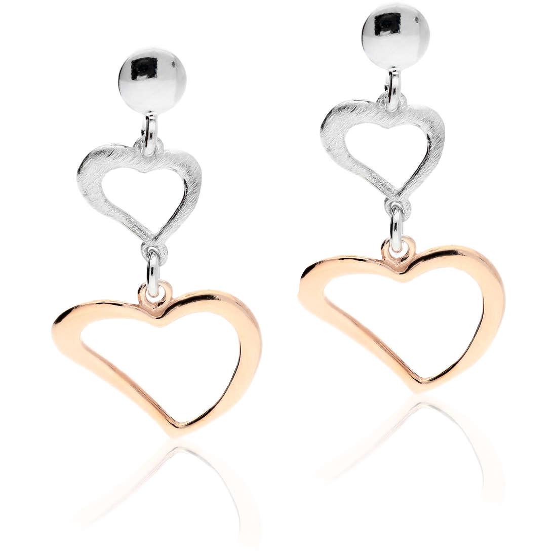 boucles d'oreille femme bijoux GioiaPura WOM01444BTA