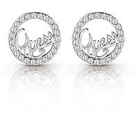 boucles d'oreille femme bijoux Guess Authentics UBE85075