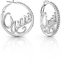 boucles d'oreille femme bijoux Guess Authentics UBE85077
