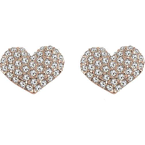 boucles d'oreille femme bijoux Guess basic instinct UBE51460