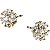 boucles d'oreille femme bijoux Guess California Sunlight UBE21542