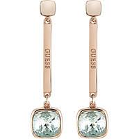 boucles d'oreille femme bijoux Guess Cote D'Azur UBE83148