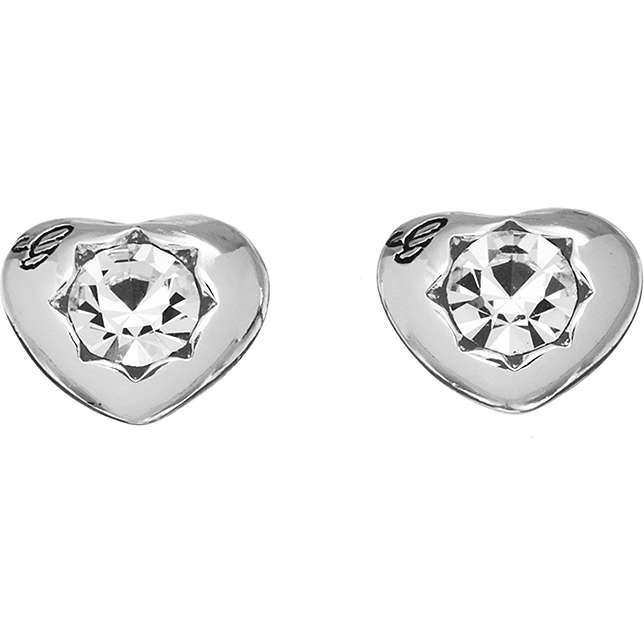 boucles d'oreille femme bijoux Guess CRYSTALS OF LOVE UBE51415