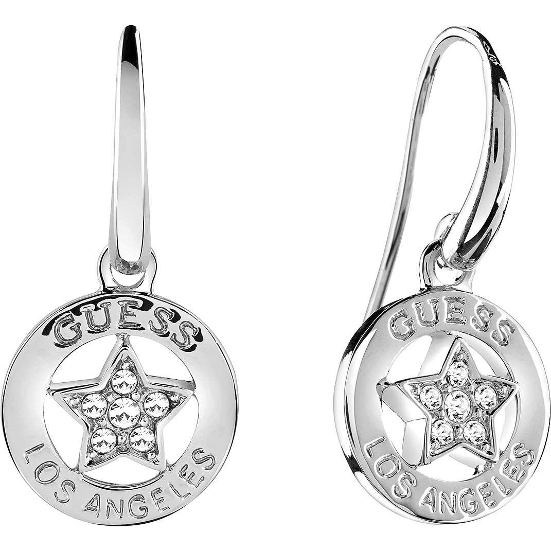 boucles d'oreille femme bijoux Guess Fashion UBE21575