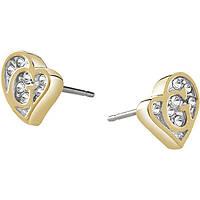 boucles d'oreille femme bijoux Guess G Hearts UBE71524