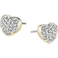 boucles d'oreille femme bijoux Guess Guess Chic UBE71515