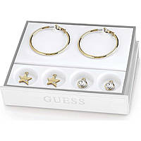 boucles d'oreille femme bijoux Guess Hoops I Did It Again UBS84007