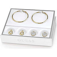 boucles d'oreille femme bijoux Guess Hoops I Did It Again UBS84009