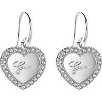boucles d'oreille femme bijoux Guess Iconic UBE21510