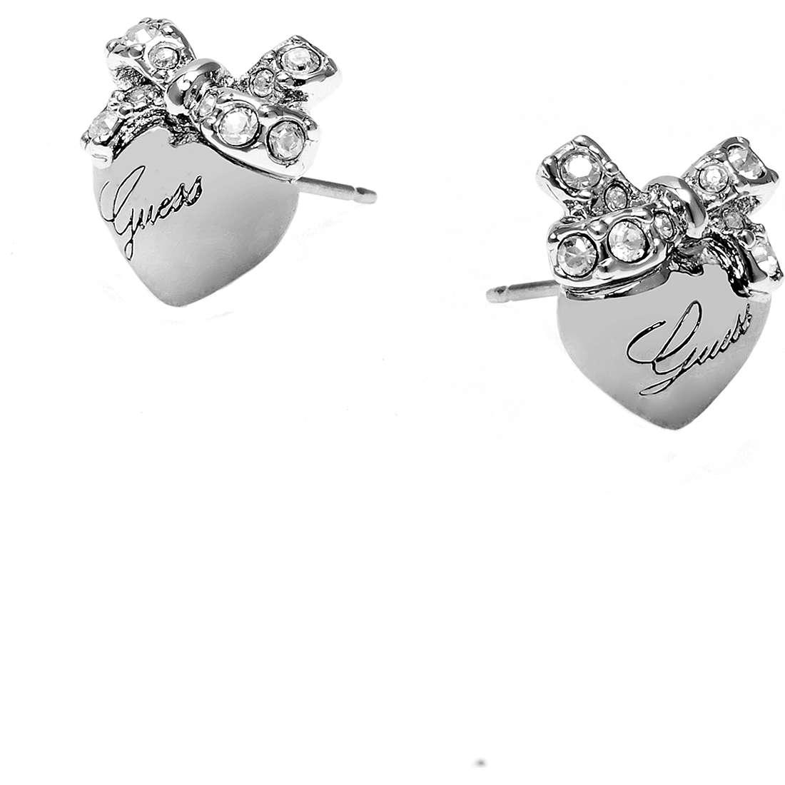 boucles d'oreille femme bijoux Guess Iconic UBE21560