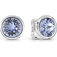 boucles d'oreille femme bijoux Guess Miami UBE83047
