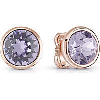 boucles d'oreille femme bijoux Guess Miami UBE83055