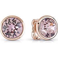 boucles d'oreille femme bijoux Guess Miami UBE83058