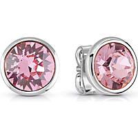 boucles d'oreille femme bijoux Guess Miami UBE83161