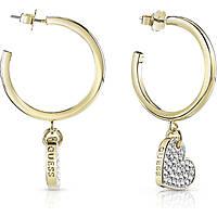 boucles d'oreille femme bijoux Guess My Sweetie UBE84082