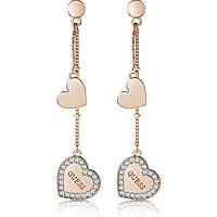 boucles d'oreille femme bijoux Guess My Sweetie UBE84089