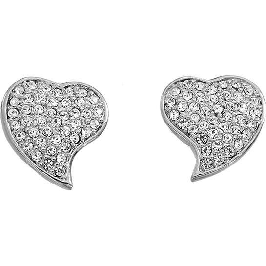 boucles d'oreille femme bijoux Guess New Love UBE11433