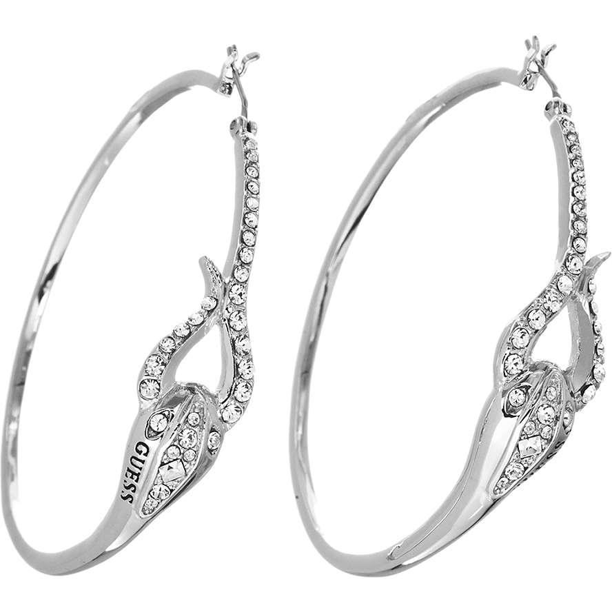 boucles d'oreille femme bijoux Guess Original Sin UBE51443