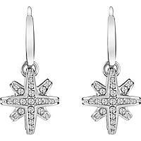 boucles d'oreille femme bijoux Guess Rising Star UBE71535