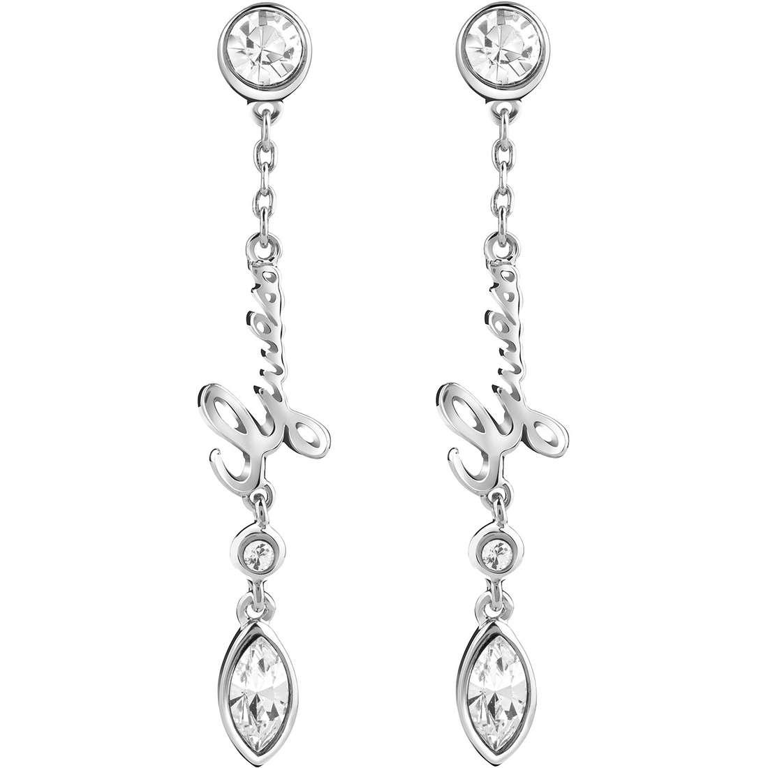 boucles d'oreille femme bijoux Guess Shiny Guess UBE61016