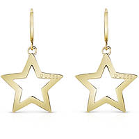 boucles d'oreille femme bijoux Guess Starlicious UBE84012