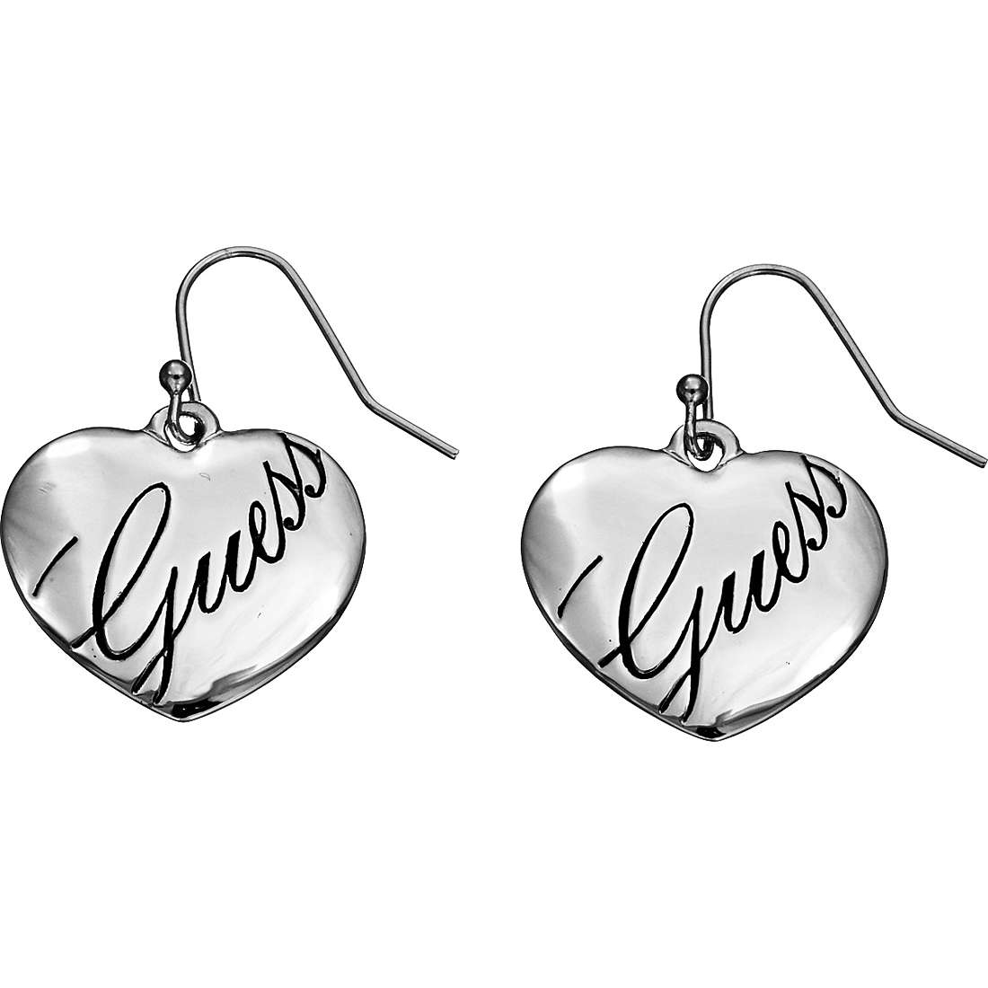 boucles d'oreille femme bijoux Guess UBE10101
