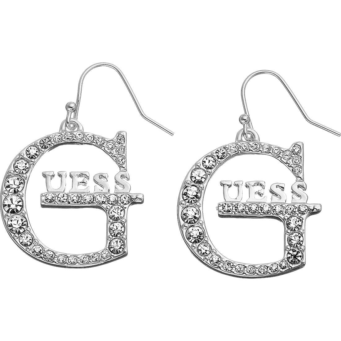 boucles d'oreille femme bijoux Guess UBE10901