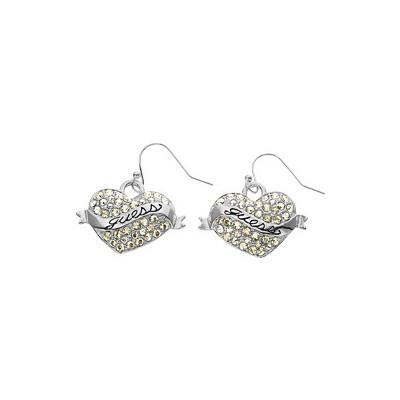 boucles d'oreille femme bijoux Guess UBE11001