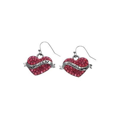 boucles d'oreille femme bijoux Guess UBE11003