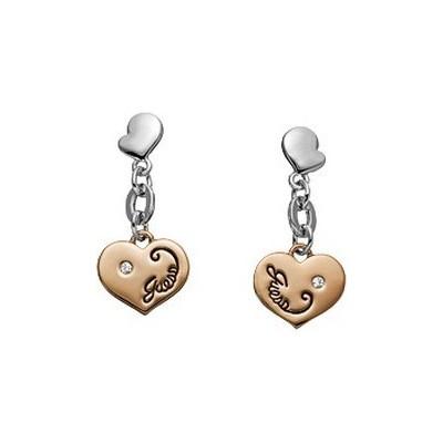 boucles d'oreille femme bijoux Guess UBE11013