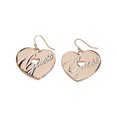 boucles d'oreille femme bijoux Guess UBE11109