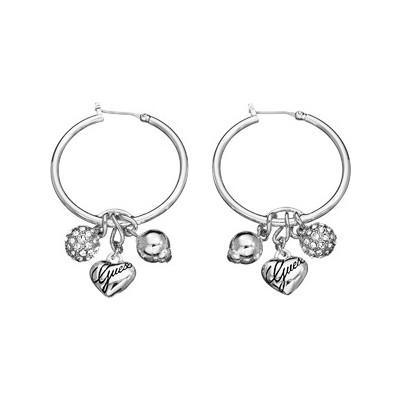 boucles d'oreille femme bijoux Guess UBE11116