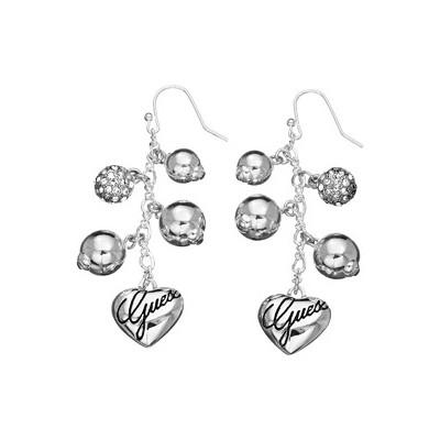 boucles d'oreille femme bijoux Guess UBE11117