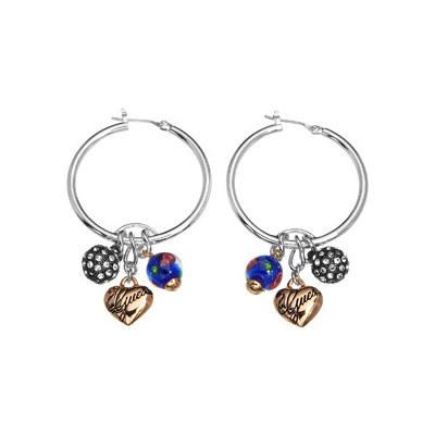 boucles d'oreille femme bijoux Guess UBE11122