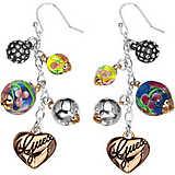 boucles d'oreille femme bijoux Guess UBE11123