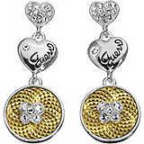 boucles d'oreille femme bijoux Guess UBE11141