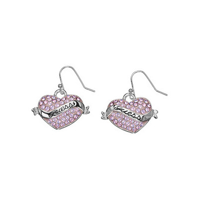 boucles d'oreille femme bijoux Guess UBE11150