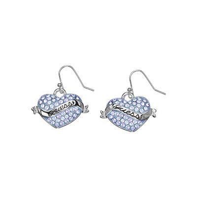 boucles d'oreille femme bijoux Guess UBE11152